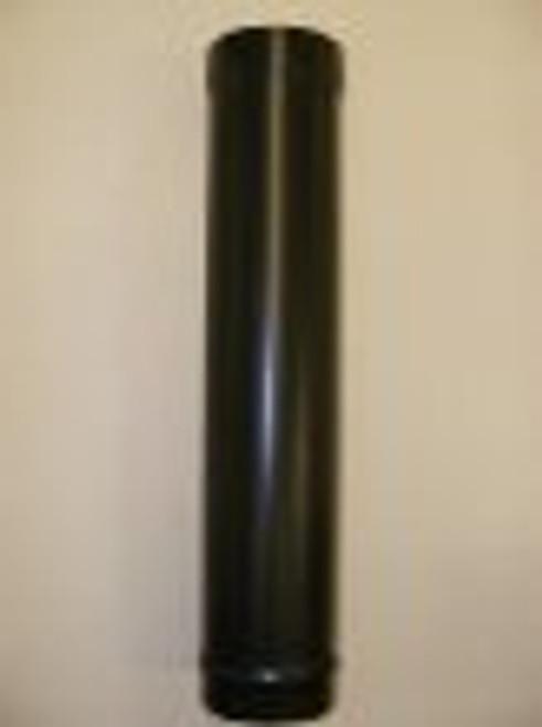 """Stove Chimney Flue Pipe Vitreous Enamel Matt 6"""" x 900MM"""