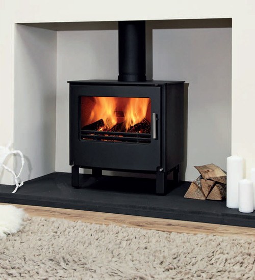 WESTFIRE TWO DEFRA APPROVED STOVE