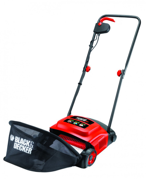 Black and Decker Lawn Raker