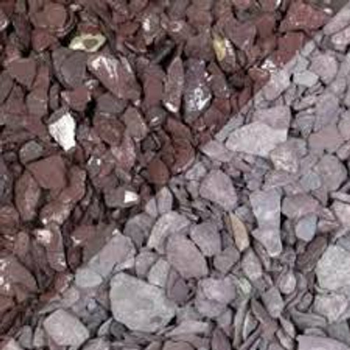 Plum Slate Gravel 20mm