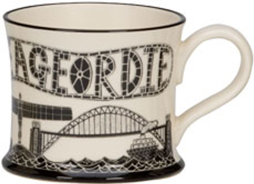 Proud to be a Geordie Mug