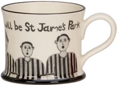 St James Park Mug