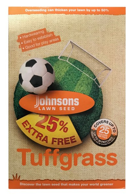 Johnsons Tuffgrass with Rye grass