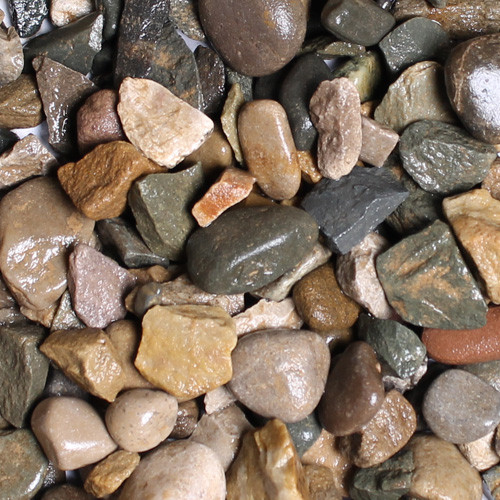 River Bed decorative chippings
