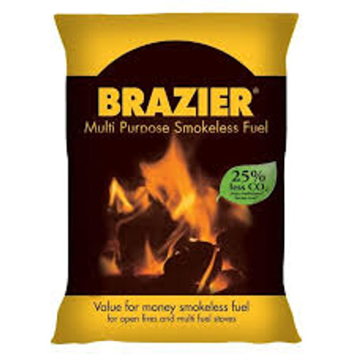 Brazier Smokeless coal 20kg