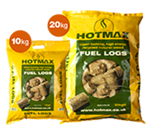 HOTMAX HEAT LOGS 20KG