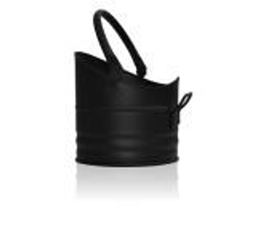 Coal Bucket Black 250mm