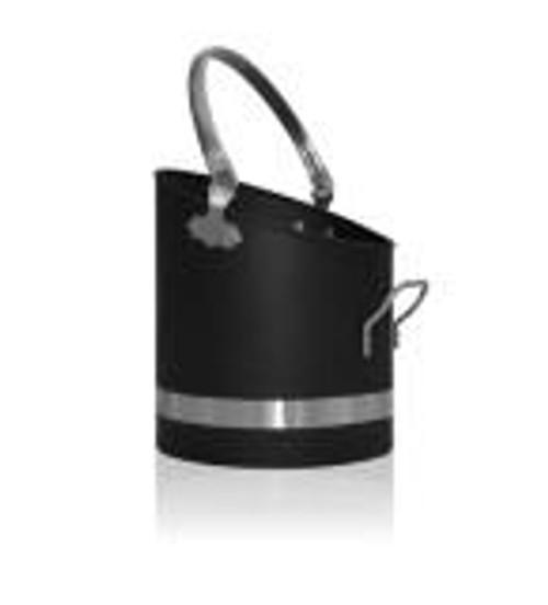 Coal Bucket Black/Pewter 270mm