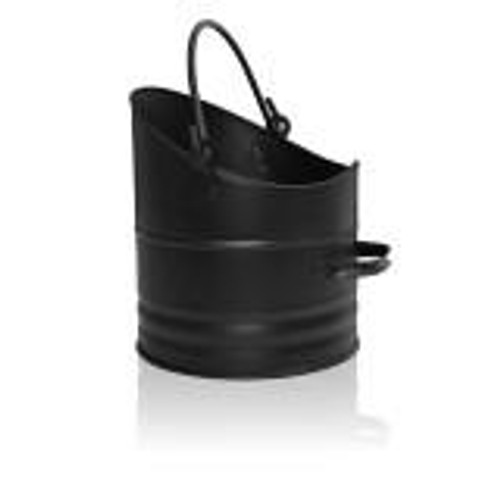 Coal Bucket Black 300mm
