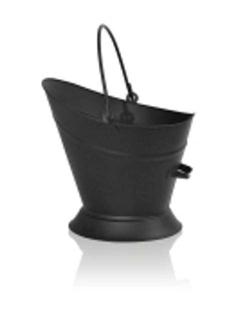 Coal Bucket Black 360mm