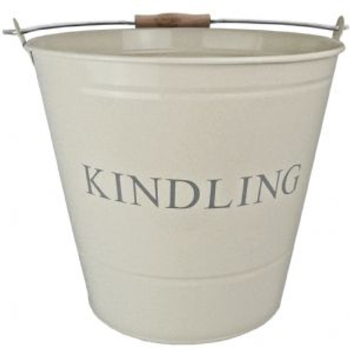 Kindling Bucket Cream 30cm