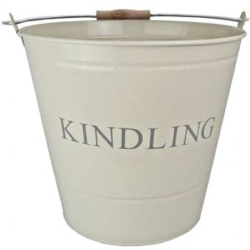 Kindling Bucket Cream 30cm