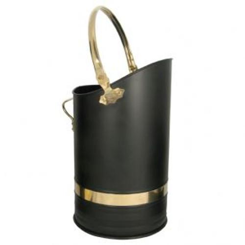 Henley Hod Black/Brass 41cm