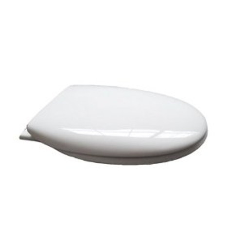 Croydex Anti-Bacterial Toilet Seat with Slow Close Hinges, White