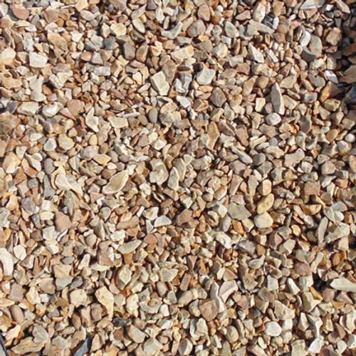 Heritage Stone Golden Flint garden gravel
