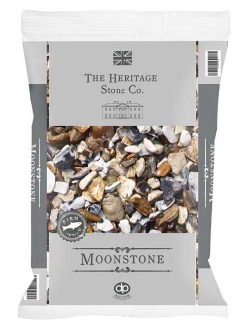 Heritage Stone Moonstone garden gravel