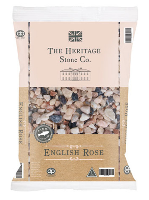 Heritage Stone English Rose 20mm - LOCAL DELIVERY ONLY