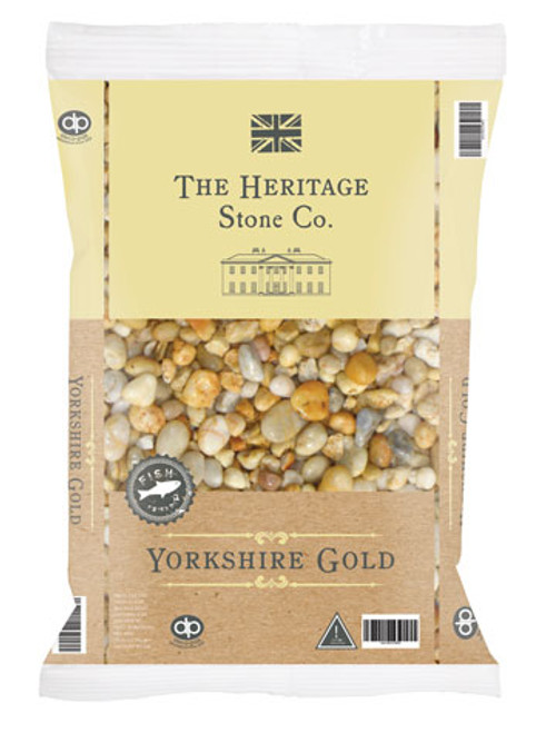 Heritage Stone Yorkshire Gold 20mm -  LOCAL DELIVERY ONLY