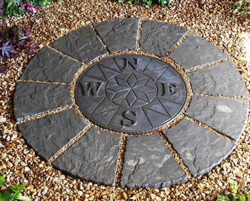 Compass Rotunda Twilight