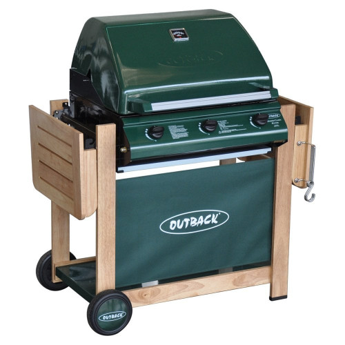 Outback Hunter Gas BBQ