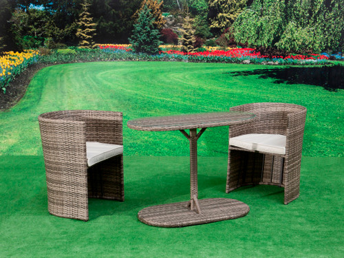 Toulouse Hideaway Set  -  LOCAL DELIVERY ONLY