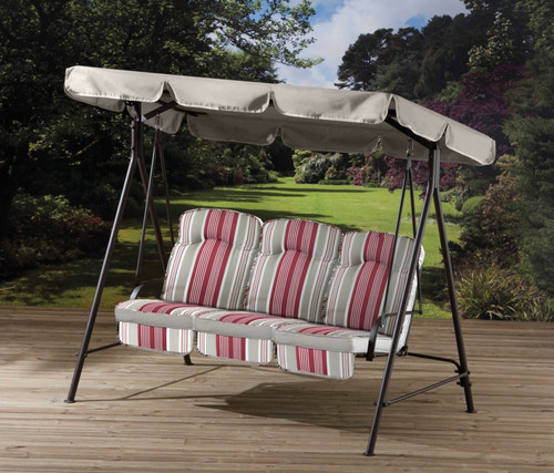 Bari 3 Seat Hammock  -  LOCAL DELIVERY ONLY