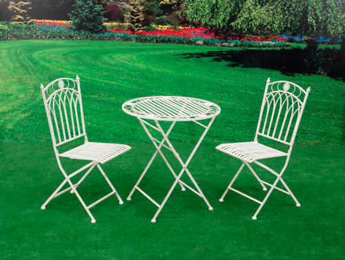 Turin Bistro Set  -  LOCAL DELIVERY ONLY