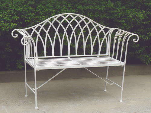 Turin Garden Bench  -  LOCAL DELIVERY ONLY