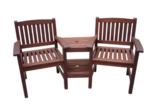 Lochay Companion Bench  -  LOCAL DELIVERY ONLY
