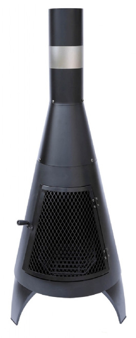 Tower Chiminea Burner