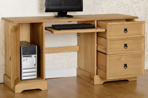 Corona Computer Desk