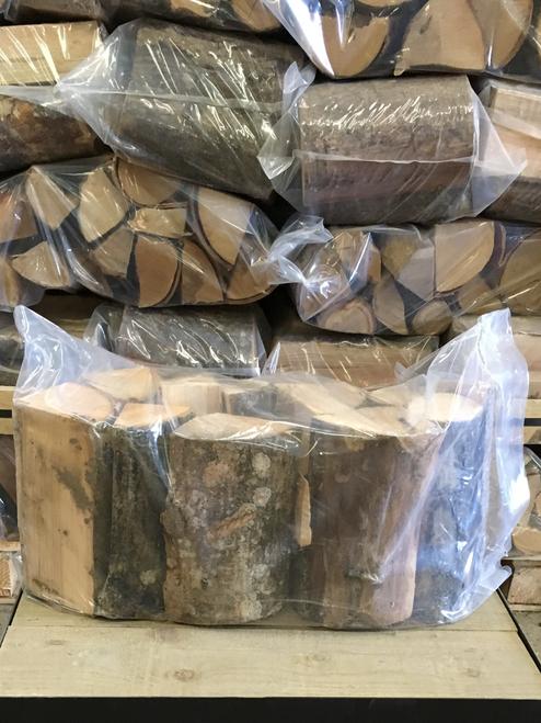 Kiln Dried Hardwood Logs (Bag)