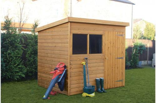shedlands supreme pent shed