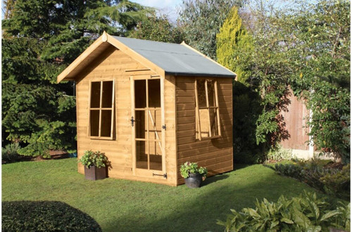 Chalet Summer House - Price includes Delivery u0026 Assembly & Garden Sheds | F E Maughan | Newcastle