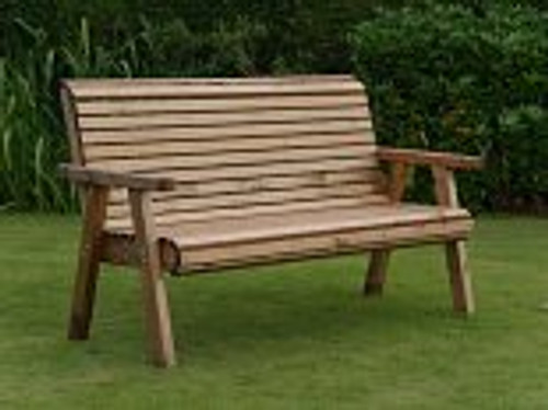 Dales Three Seater Garden Bench