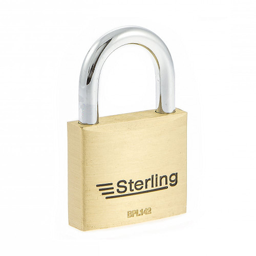 Sterling 40mm Brass Padlock
