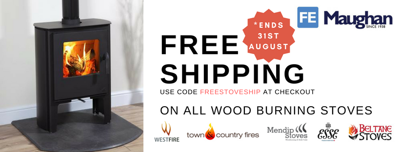 wood burning stove august