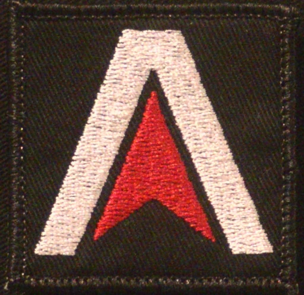 COD Advanced Warfare Altas Logo Patch