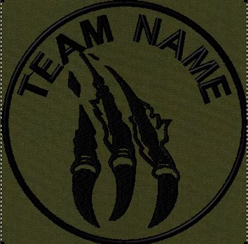 Claws Team Patch