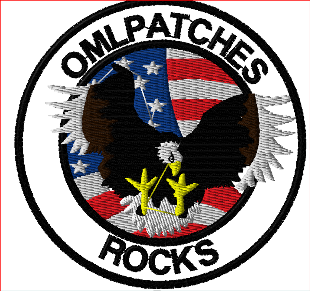 custom team patch combating terrorism