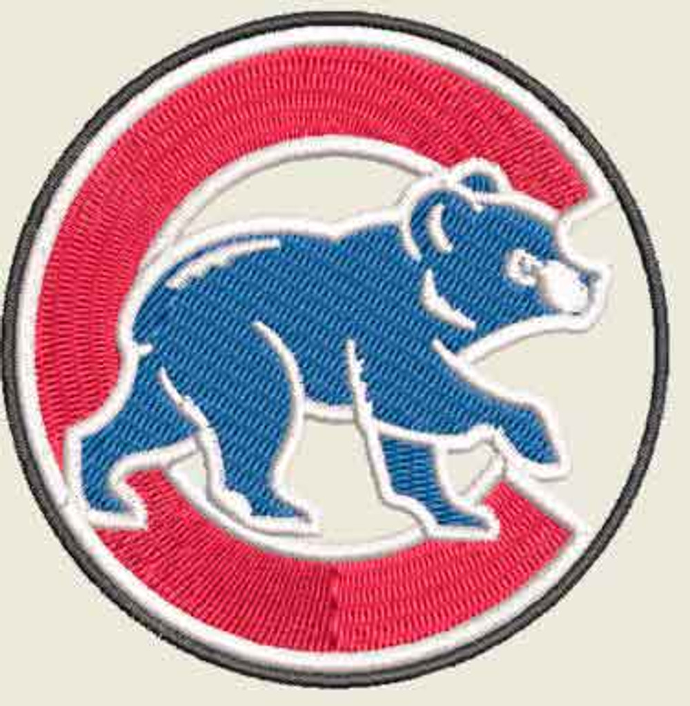 Chicago Cubs Tactical Patch