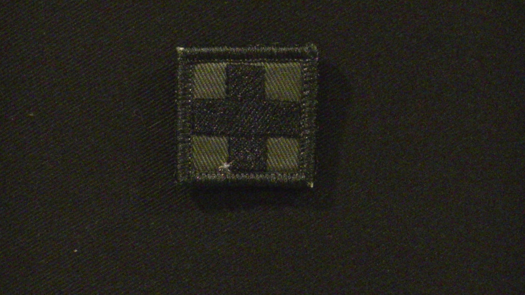 small medic morale patch