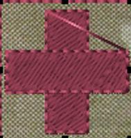 medic VELCRO® Brand patch