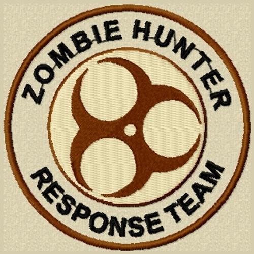 zombie hunter patch