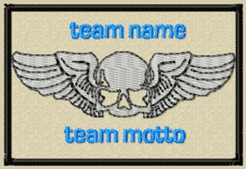 Custom Team Patch MW3 Elite