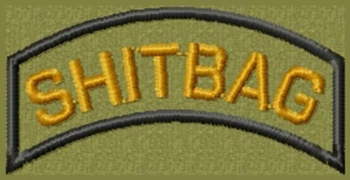 SHITBAG - TAB
