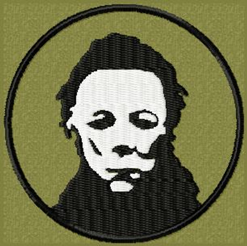 Michael Meyers horror movie patch