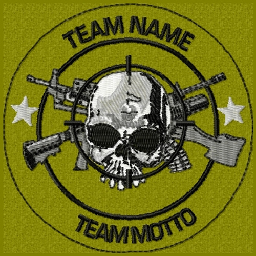 TEAM TEMPLATE - Taliban Hunting Club