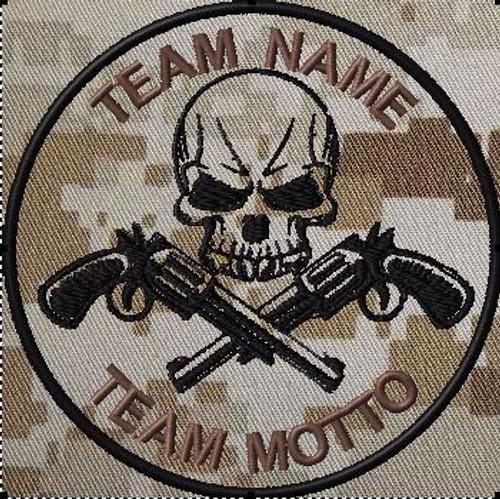 Gun and Skull template patch in DCU