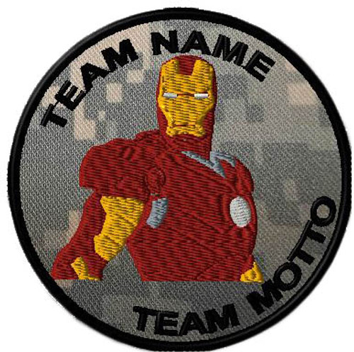 Team Template Ironman